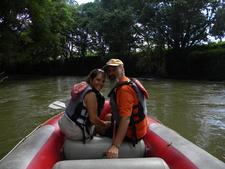 Safari Float Costa Rica Brenda & Christopher
