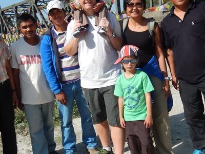Family Trekking Ghorepani
