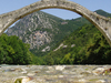Plaka  Bridge  Epirus  Greece