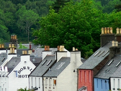 Scotland  Dornie