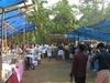 Stalls Set Up For During Pooram