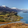 Glenorchy At The Head Of Lake Wakatipu
