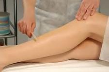Half Hand Leg Wax