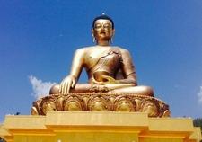 Tallest Sitting Buddha Statue In World