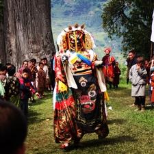 Wangzhing Rabney Festival Dances