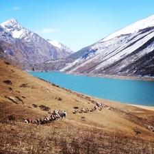 Tshophu Lake