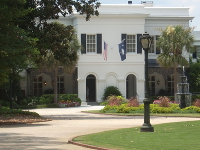 South  Carolina  Governor Mansion