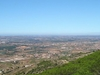 View From The Serra De Monte Junto