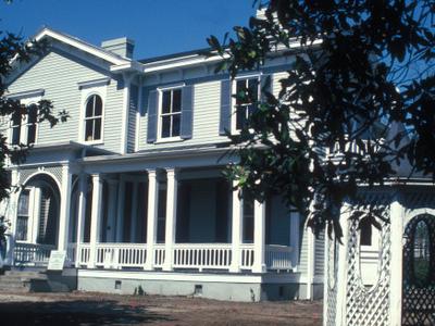 Thomas Woodrow Wilson Boyhood Home
