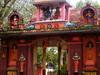 Entrance To Thrippara Shiva Kshetram On The Banks Of River Achankovil