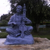 A Sculpture At Srimanata Sankardev Kalakhetra