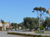 Barellan, Looking Along Burley Griffin Way