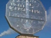 Another View Of The Big Nickel