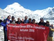 Cho Oyu Banner 2006