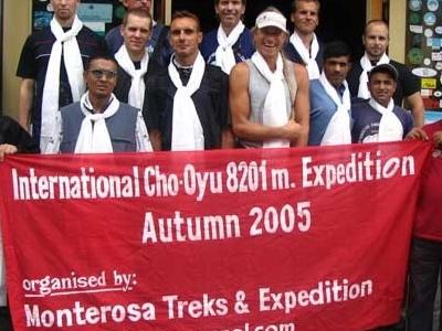 Cho Oyu International