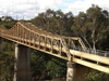 Fairfield Pipe Bridge In Yarra Park