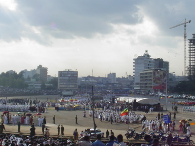 Meskel Festival At The Square