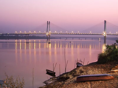 The Bridge Over The Yamuna River
