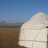 A Camping Hut Used In Kyrgyzstan