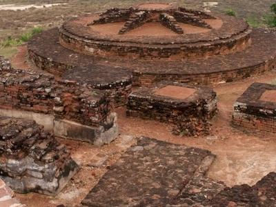 Salihundam Historic Buddhist Site Is Near Kalingapatnam