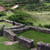 Panoramic View Of Puka Pukara
