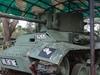 British Valentine Tank, Cavalry Tank Museum