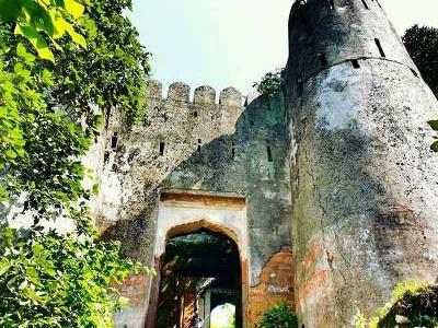 Main Gate Of Vijaygarh Fort