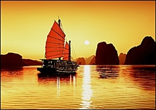 Asia Golden Holidays Halong Bay A
