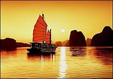 Asia Golden Holidays Halong Bay A