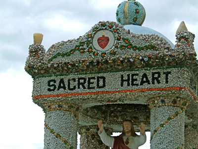 Dickeyville Grotto Sacred Heart