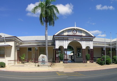 Emerald Railway Station