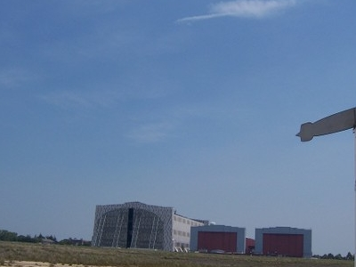 The Hindenburg Disaster Marker