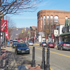 Jefferson Avenue In Downtown Moundsville
