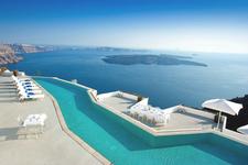 Luxury Lifestyle Amazing Pool On Cliff