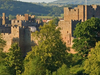Ludlow Castle Built In The Late 11th Century