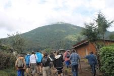 Mountain Bisoke Rwanda