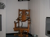 The Original Old Sparky On Display