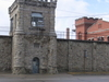 Old Montana Prison Main Entrance