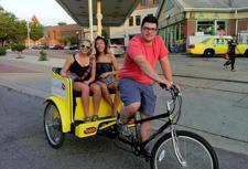 Pedicab Rides Near Main St