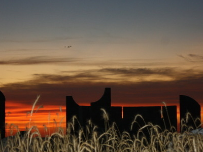 September Sunset At Mystic Horizons