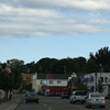 Looking South In Downtown St. Ignace