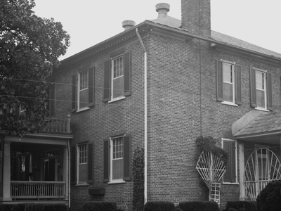 Sweetwater Mansion In 1934