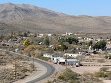 The Town Of Goodsprings