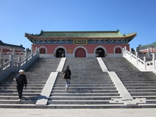 Tian Men Shan Temple