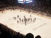 Winnipeg  Jets First Home Victory Celebration
