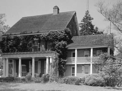 Delaware Governor's Mansion