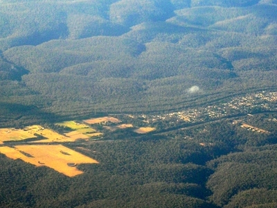 Aerial View From North-West