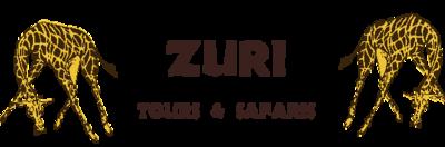 Zuri White Logo