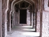Interior View Of Bhangarh Fort