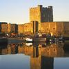 Carrickfergus Castle At Sunset